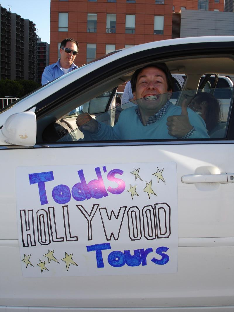Todd's Hollywood Tours